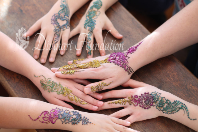Mehndi Party Prices : Party henna divinart
