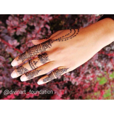 henna in montreal