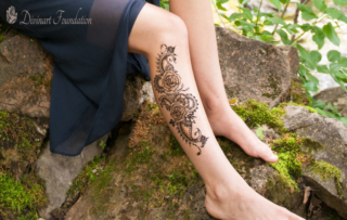 henna mehndi tattoo