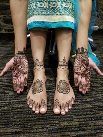 Henna montreal