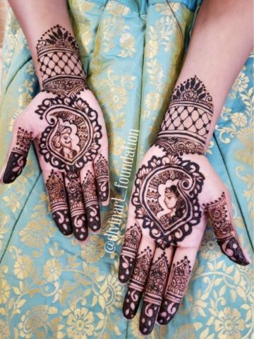 Montreal henna